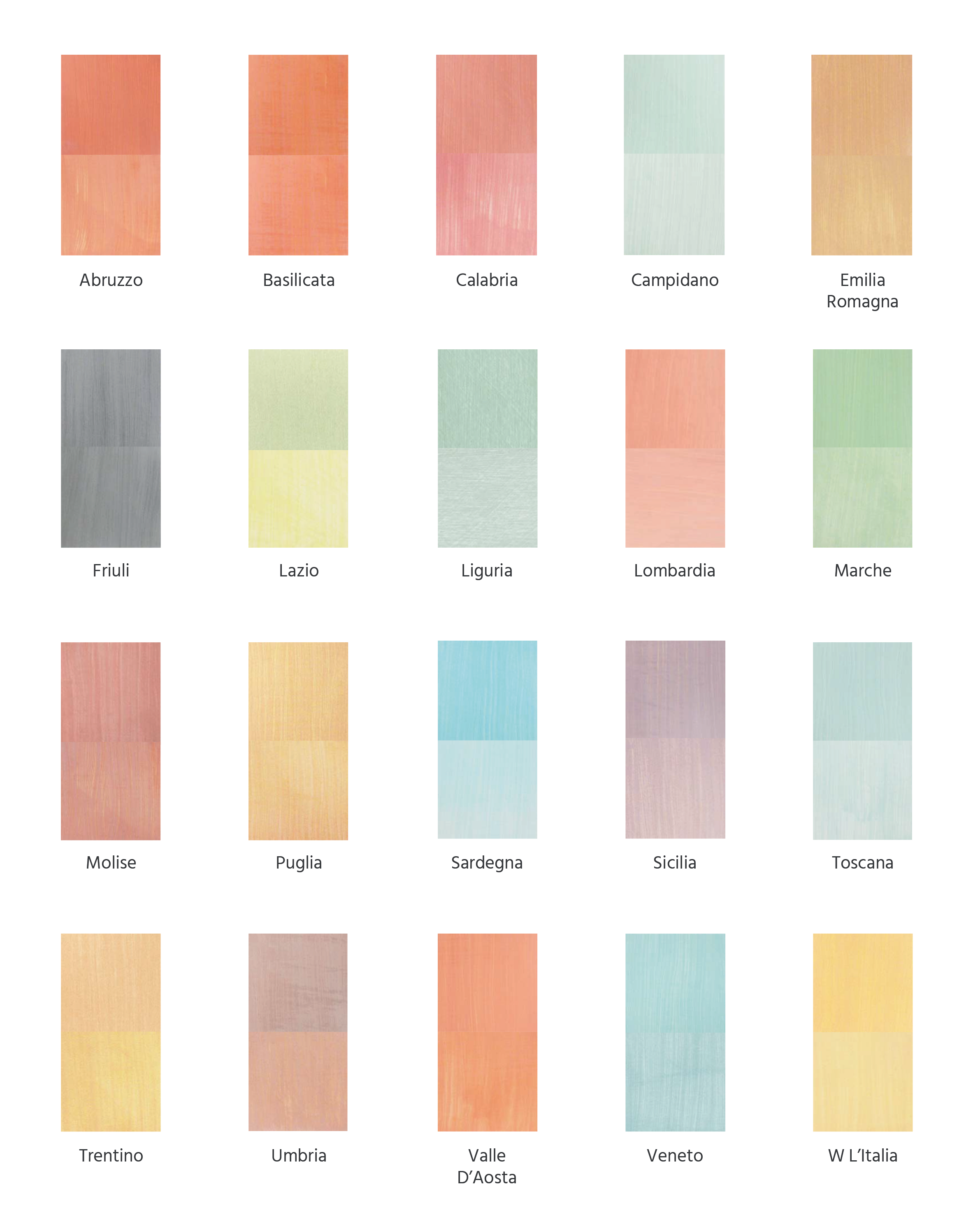 Catalogo Colori Per Pareti edilatte